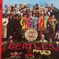 Sgt. Peppers lonely hearts club band - BEATLES