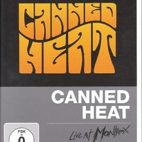 Live at Montreux 1973 - CANNED HEAT