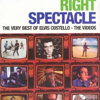 The right spectacle-The very best of Elvis Costello-The videos - ELVIS COSTELLO