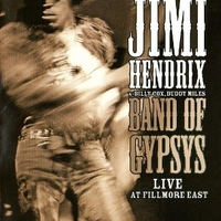 Band of gypsys-Live at Fillmore East - JIMI HENDRIX