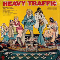 Heavy traffic (o.s.t.) - VARIOUS