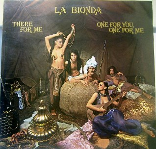 There for me \ One for you, one for me - LA BIONDA