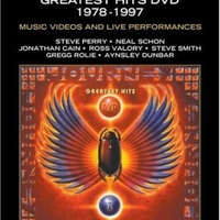 Greatest hits DVD 1978/1997 - JOURNEY