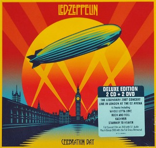 Celebration day (deluxe edition) - LED ZEPPELIN
