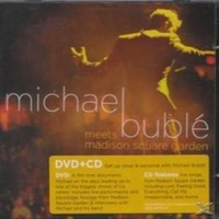 Meets Madison Square garden - MICHAEL BUBLE'
