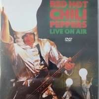 Live on air - RED HOT CHILI PEPPERS