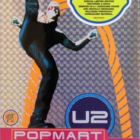 Popmart live from Mexico city - U2