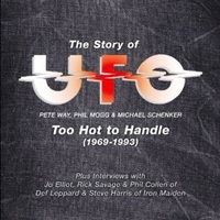 Too hot to handle (1969-1993)-The story of Ufo - UFO