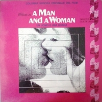 A man and a woman (Un uomo e  una donna) (o.s.t.) - FRANCIS LAI