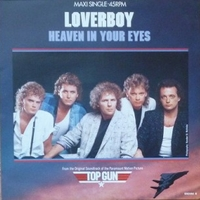 Heaven in your eyes - LOVERBOY
