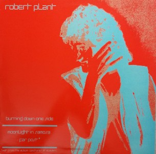 Burning down one side \ Moonlight in Samosa \ Far post - ROBERT PLANT