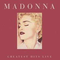 Greatest hits live - MADONNA