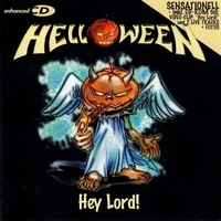 Hey lord! (3 tracks+1 video track) - HELLOWEEN