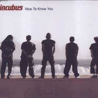 Nice to know you (4 tracks+1 track video) - INCUBUS