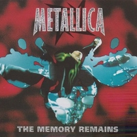 The memory remains (3 tracks) - METALLICA