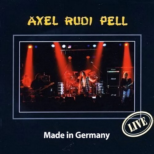 Made in Germany - AXEL RUDI PELL