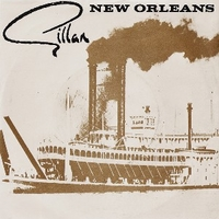 New Orleans \ Take a hold of yourself - IAN GILLAN
