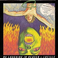 No laughing in heaven-Lucille (4 tracks EP) - IAN GILLAN