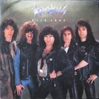 Wild love \ Winning man - KROKUS