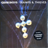 Tramps & thieves \ Ain't love blind - QUIREBOYS