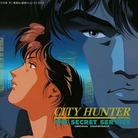 City hunter special: the secret service - VARIOUS
