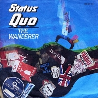 The wanderer \ Can't be done - STATUS QUO
