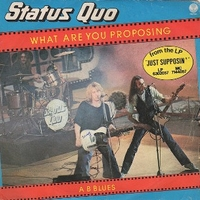 What are you proposing \ A B blues - STATUS QUO