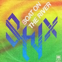 Boat on the river \ Borrowed time - STYX