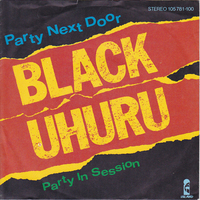 Party next door\Party in session - BLACK UHURU