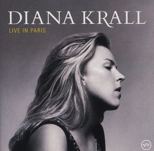Live in Paris - DIANA KRALL