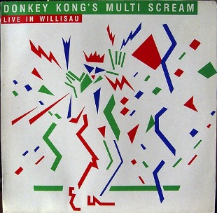Live in Willisau - DONKEY KONG'S MULTI SCREAM