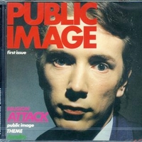 First issue - P.I.L. (Public Image Limited)