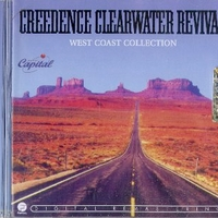 West coast collection - CREEDENCE CLEARWATER REVIVAL