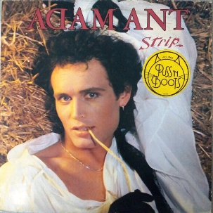 Strip - ADAM ANT