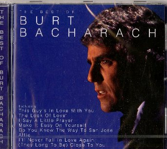 The best of Burt Bacharach - BURT BACHARACH