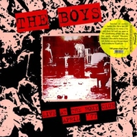 Live at the Roxy Club april '77 - BOYS