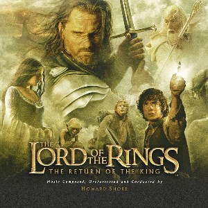 The lord of the rings - The return of the king - VARIOUS