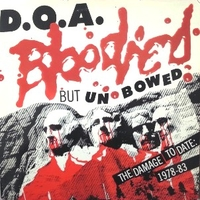 Blooded but unbowed-The damage to date: 1978-83 - D.O.A.