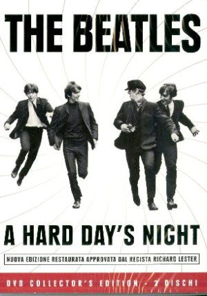 A hard day's night (film) - BEATLES