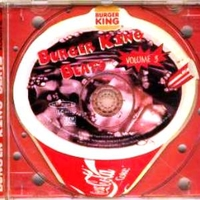 Burger king beats vol.3 (4 tracks) - VARIOUS