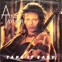 Take it easy \ Angel eyes - ANDY TAYLOR