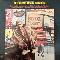Buck Owens in London - BUCK OWENS
