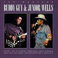 The masters-Live! - BUDDY GUY & JUNIOR WELLS