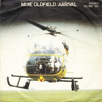 Arrival \ Polka - MIKE OLDFIELD