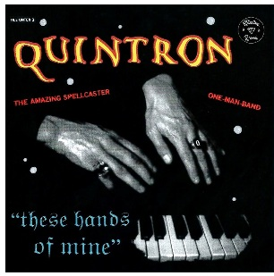 These hands of mine - QUINTRON