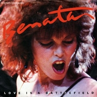 Love is a battlefield (live) \ Hell is for children (live) - PAT BENATAR