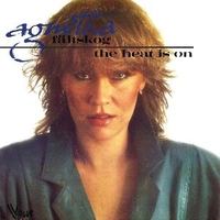 The heat is on \ Man - AGNETHA FALTSKOG