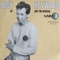 All over the weekend… - NICK HEYWARD
