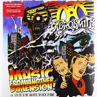 Music from another dimension - AEROSMITH