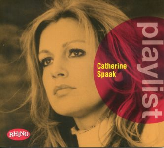 Playlist (best of) - CATHERINE SPAAK